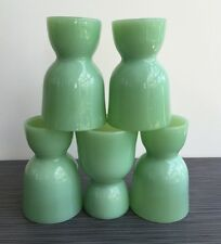 Fire King Jadite / Jadeite / Jade-ite Double Egg Cup(s) *Multiple Available*