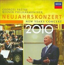 STRAUSS, JOHANN, JR. - NEW YEAR'S CONCERT 2010 - NEW 2CD BOXSET