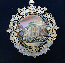 2009 The White House Historical Christmas Ornament President - GROVER CLEVELAND