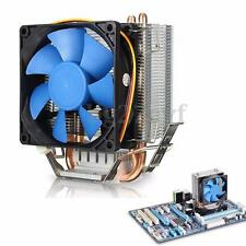 12V CPU Quiet Fan Cooler Heatsink for Intel LGA775/1156/1155 AMD 54/939/940/AM2