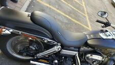 SELLA SEAT SITZ PANEBIANCO HARLEY DYNA  FAT BOB cc.1690 2006-UP (special price)