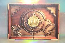 REAL! Blizzard Blizzcon 2014 Exclusive Hearthstone Coin + Card NOT LOOT CRATE!