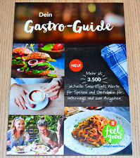 Weight Watchers Dein (Votre) Gastro-Guide-Gastroguide Guide des restaurants