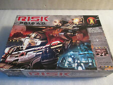 Hasbro Avalon Hill RISK 2210 A.D. Global Domination Played Once 99% Complete