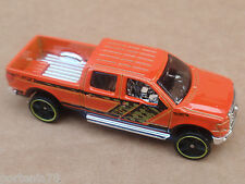 2014 Hot Wheels 09 FORD F-150 137/250 Hot Trucks LOOSE Orange