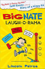 Big nate: laugh-o-rama (big nate), peirce, lincoln, new book