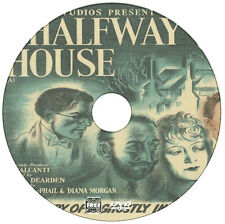 The Halfway House - Fantasy Ghost Drama Film - Mervyn Johns Glynis Johns - 1944