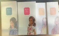 Lot Of All 4 Barbies Palm Beach Collection Silkstone All MIB