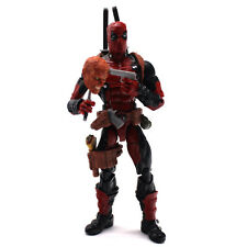 """6"""" Hasbro Marvel Deadpool X-Men Classic Series Action Figure With Another Head"""