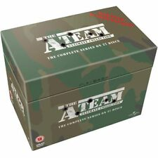 A TEAM TV Series DVD Complete Collection Season 1 2 3 4 5 BoxSet New Original