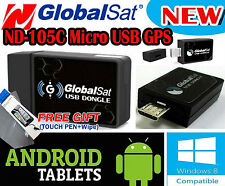 GlobalSat ND-105C Micro USB Mini GPS Receiver 4 Android Win8 Tablet/ SmartPhone