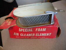 NOS Rocky Cycle Air Cleaner Element A3354 Honda 1969 CB175 CL175 17310-307-040