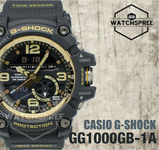 Casio G-Shock Master of G Mudmaster Series Watch GG1000GB-1A