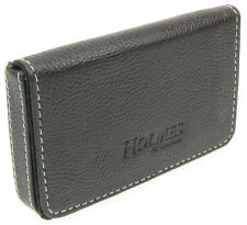 MENS BROWN REAL LEATHER BIFOLD CREDIT CARD HOLDER WALLET GIFT BOX UK NEW BR03
