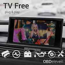 TV Free Video In Motion For Audi MMI 3G Headunit Navigation Systems OBD DVD VAG