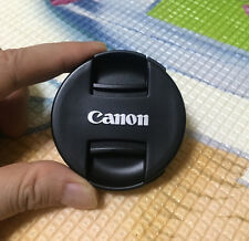 Canon NEW Snap On Lens Cap 58mm Cover protector for EF EFS EF-M Lens