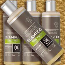 Urtekram Shampoo Teebaum gereizte Kopfhaut 250ml Naturkosmetik Vegan Bio