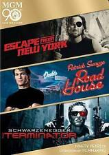 Escape from New York/Road House/The Terminator (DVD, 2014)