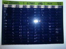 Deutz Fahr tracteur DX6 06/1995 : catalogue pièces 9 MICROFICHES