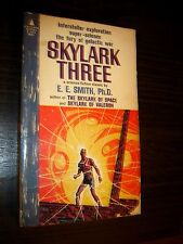 Pyramid F-924 Skylark Three E.E.Smith Ph.D sci fi 1963