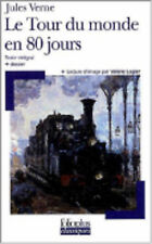 Le Tour Du Monde Em 80 Jours by Jules Verne (Paperback, 2004)