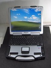 PANASONIC TOUGHBOOK CF-29 MK 5 LAPTOP BACKLIT EMISSIVE KEYBOARD WIFI XP Pro