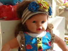 "24"" Child doll mannequin 3-6 month baby girl - great for kid's's closing stores"