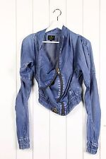 NEW VIVIENNE WESTWOOD ANGLOMANIA X LEE ANDROMEDA  JACKET BLOUSE UK4/UK6  XS/S
