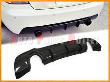 07-13 BMW E92/E93 328i 335i Coupe/Conve 3 Fins Carbon Fiber Rear Bumper Diffuser