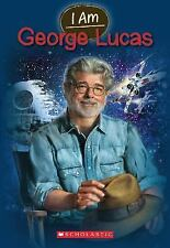 I Am #7: George Lucas-ExLibrary