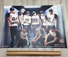 EXO LOVE ME RIGHT Repackage album Official POSTER B Unfold in TUBE+GiftPhoto NEW