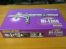 New Anest Iwata HPBH HP-BH Hi-Line 0.2mm Airbrush Free gift Free shipping
