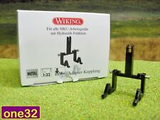 WIKING TRACTOR LINKAGE CONVERTOR TO FIT SIKU 1/32 MACHINERY 7387 *BOXED & NEW*