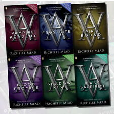 Vampire Academy Collection Richelle Mead 6 Books Set (Last Sacrifice) New Pack