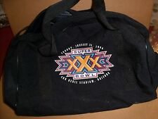 Super Bowl XXX, Media / Canvas Carry-on Bag w/Strap, Clean