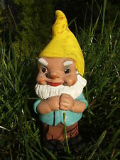 """LATEX MOULD MOULDS MOLD.    6""""  GNOME CLAPPING (2017)"""