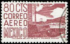 Scott # C265 - 1963 - ' Mexico City University Stadium ', Size: 35½ x 20 mm