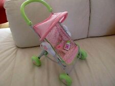 Fisher Price Little Mommy Doll Stroller Bottle 2008 Tolly Tots