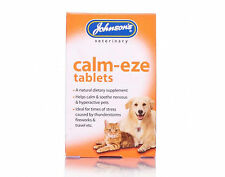 Johnsons Calm-Eze Tablets   For Cats And Dogs