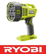 NEW RYOBI ONE + PLUS 18 V VOLT DUAL POWER HYBRID (12v CAR DC) LED SPOTLIGHT P717