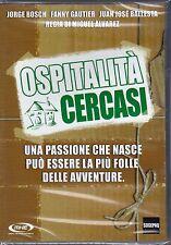 Dvd **OSPITALITÀ CERCASI** nuovo 2001