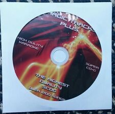 1200 SONGS SUPER CDG GEORGIA BROWN KARAOKE CAVS COUNTRY,ROCK,POP MUSIC DISC