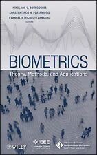 Biometrics: Theory, Methods, and Applications (IEEE Press Series on Co-ExLibrary