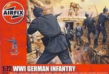 Airfix Soldaten French Infantry Französiche Infanterie WWI 1:72 Bausatz kit NEU
