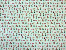 HEDGEHOG JERSEY BLUE TEX EX 977 SQUIRREL STRETCH DRESSMAKING FABRIC CHILDREN'S