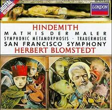 Mathis Der Maler / Symphonic Metamorphosis by HINDEMITH,PAUL