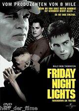 FRIDAY NIGHT LIGHTS, Touchdown am Freitag (Billy Bob Thornton) NEU+OVP