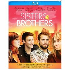Sisters & Brothers ( Blu-ray Disc ) Kacey Rohl / Dustin Milligan - Drama
