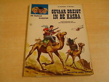 DE FAMILIE KLEESTER - GEVAAR DREIGT IN DE KASBA / COLLECTIE JONG EUROPA N° 48