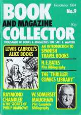LEWIS CARROLL / W SOMERSET MAUGHAM / RAYMOND CHANDLER Book Collector 9 Nov 1984